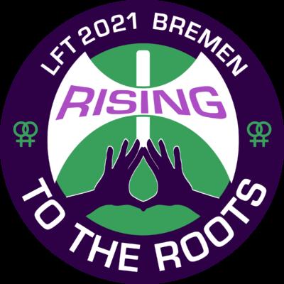 Logo für das Lesbenfrühlingstreffen 2021