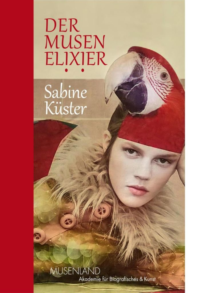 Buchcover von Der Musen Elixier von Sabine Küster